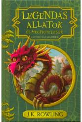 Legendás állatok és megfigyelésük - Göthe Salamander