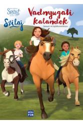 Szilaj - Vadnyugati kalandok - Színező- és foglalkoztatókönyv