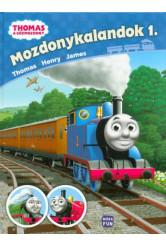 Thomas: Mozdonykalandok 1.