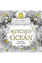 Kincses óceán - Színezőkönyv mesébe illő rajzokkal