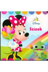 Színek - Disney lapozó