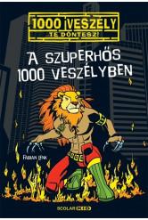 A szuperhős 1000 veszélyben - 1000 veszély
