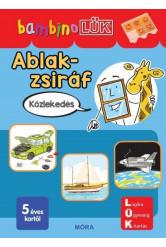 Ablak-zsiráf - Közlekedés - BambinoLÜK