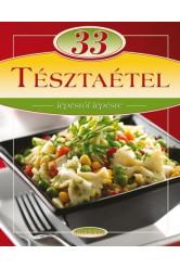 33 tésztaétel