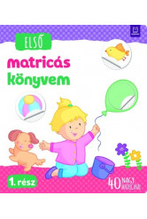 Első matricás könyvem