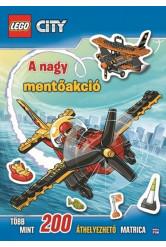 Lego City: A nagy mentőakció