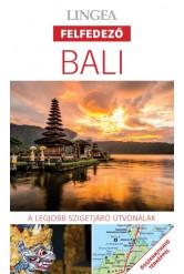 Bali - Lingea felfedező - A legjobb szigetjáró útvonalak összehajtható térképpel