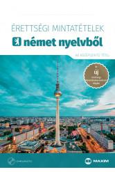 Érettségi mintatételek német nyelvből (80 középszintű tétel) CD-melléklettel