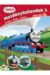 Thomas: Mozdonykalandok 3. - Emily, Gordon és Cranky