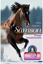 Sámson - Ünnepi lovasbemutató