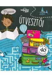 Marco útvesztői - Lonely Planet foglalkoztató könyv