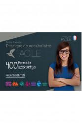Pratique de vocabulaire Facile – 400 francia szókártya – Haladó szinten