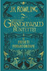 Legendás állatok: Grindelwald bűntettei - Az eredeti forgatókönyv (e-könyv)