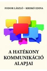 A hatékony kommunikáció alapjai (e-könyv)