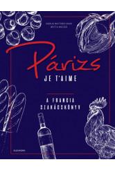 Párizs Je t'aime