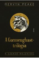 A Gormenghast-trilógia - Titus Groan, Gormenghast, A magányos Titus, Fiú a sötétben (e-könyv)