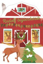Rudolf bújócskázik