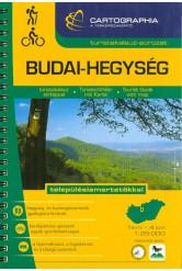 Budai-hegység turistakalauz €