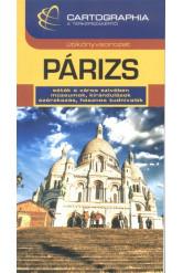 Párizs útikönyv /Útikönyv sorozat