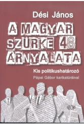 A magyar szürke 48 árnyalata