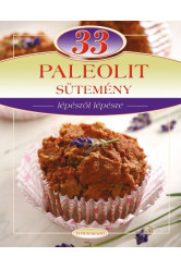 33 paleolit sütemény /Lépésről lépésre
