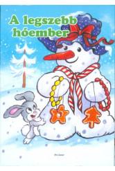 A legszebb hóember /Leporelló §K