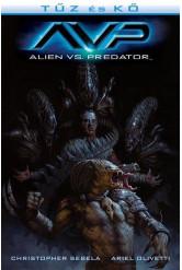 Tűz és Kő: Aliens vs. Predator /Aliens és Predator 3. (képregény)