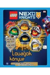 Lego Nexo Knights: Lovagok könyve /Különleges Merlok figura és kihajtható poszter