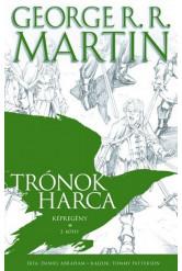 Trónok harca képregény 2. kötet