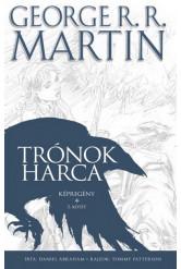 Trónok harca képregény 3. kötet