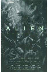 Alien: Covenant /A film hivatalos regényváltozata