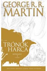 Trónok harca képregény 4. kötet