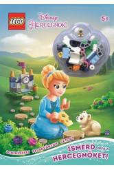 Lego Disney Princess: Ismerd meg a hercegnőket - Minikészlet, feladványok, sztori