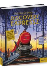 Discovery Expressz - Utazz vissza az időben + Ismerd meg a közlekedés történetét!