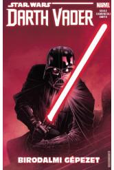 Star Wars: Darth Vader, a Sith sötét nagyura - Birodalmi gépezet (képregény)