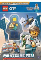 Lego City: Mentésre fel! - Ajándék orvos minifigura!