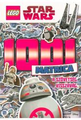LEGO: Star Wars - A szövetség visszavág /1001 matrica