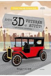 Építs 3D-s veterán autót! - A gépkocsik története