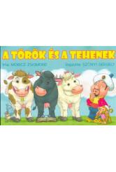 A török és a tehenek (kék borítós)