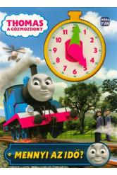 Thomas a gőzmozdony: Mennyi az idő, Thomas? - Óráskönyv