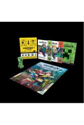 Minecraft: Teljes gyűjtemény felfedezőknek