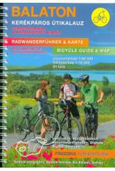 Balaton kerékpáros útikalauz (6. kiadás)