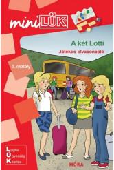 A két Lotti - Játékos olvasónapló /MiniLÜK
