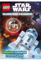 Lego Star Wars: Kalandozások a világűrben - Ajándék R2-D2 minifigurával