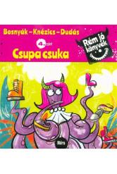 Csupa csuka - Rém jó könyvek 4. szint