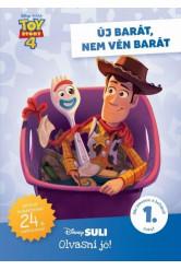 Toy Story 4: Új barát, nem vén barát