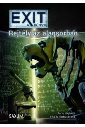 Exit a könyv - Rejtély az alagsorban + A füzet - Kaland - játék