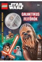 Lego Star Wars: Galaktikus fejtörők - Ajándék Chewbacca minifigurával