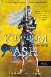 Kingdom of Ash - Felperzselt királyság 1. kötet /Üvegtrón 7. (kemény)