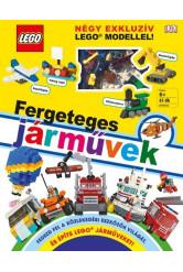 LEGO: Fergeteges járművek - Négy exkluzív LEGO jármű modelljével